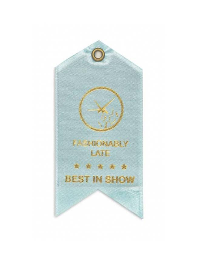 Fashionably Late Award Magnet