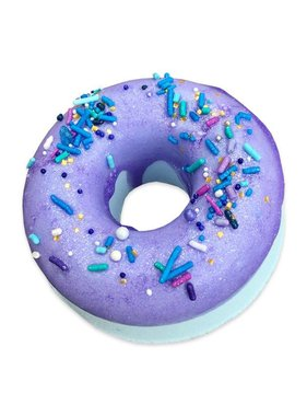 Crescent City Swoon DoNUTS Over Blueberry Bath Bomb