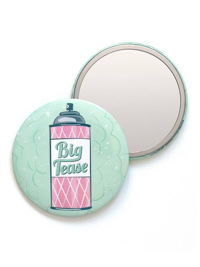 Big Tease Compact Mirror