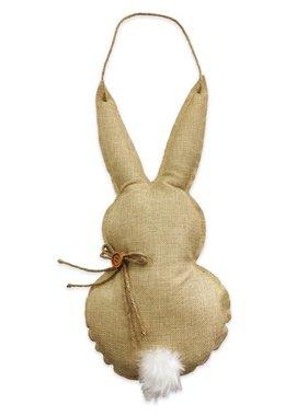 Burlap Bunny Hanger