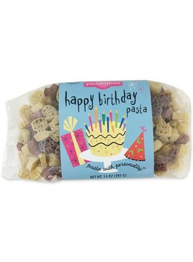 Happy Birthday Pasta