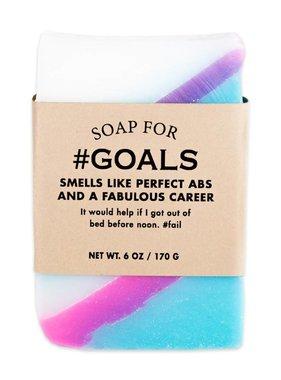 Soap for #Goals