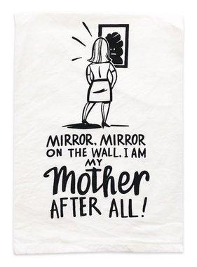 Primitives by Kathy Mirror Mirror Towel
