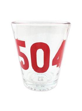 504 Shot Glass