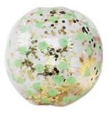 Glitter Supersized Beach Ball