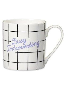 Busy Introverting Coffee Mug