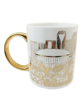 New Orleans Skyline Coffee Mug