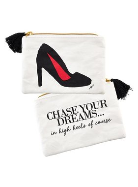 High Heels Coin Purse