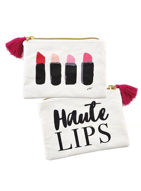 Lipsticks Coin Purse