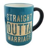 Straight Outta Marriage Coffee Mug