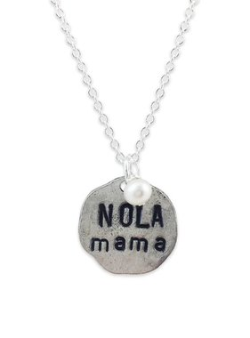 NOLA Mama Necklace