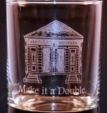 Make it a Double Old Fashioned Glass