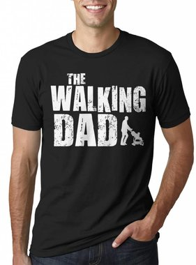 The Walking Dad Tee