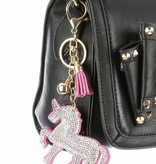 Sparkly Unicorn Key Chain