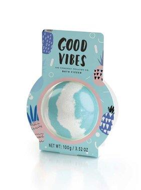 Good Vibes Bath Fizzer