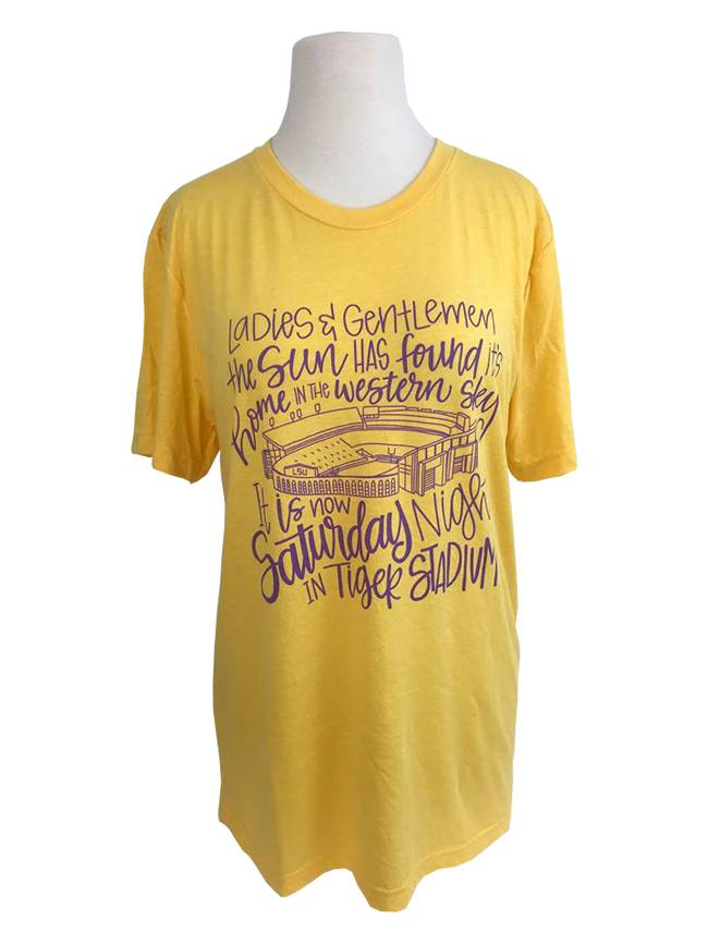 Ode to LSU Tee