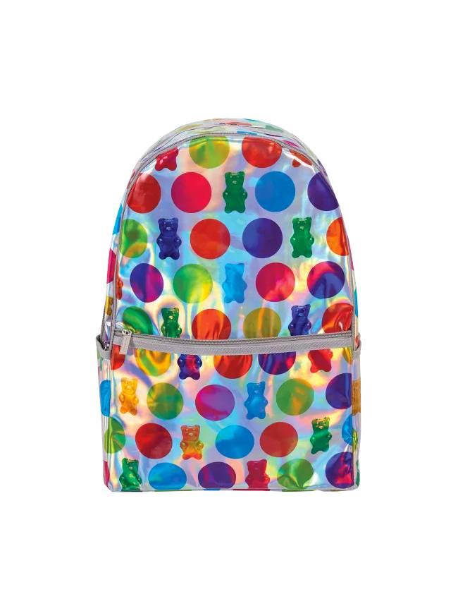 Polka Dot Gummy Bear Backpack