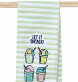 Towel, Sneaux Ball