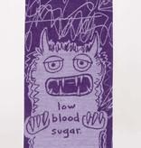Blue Q Towel, Blue Q, Low Blood Sugar