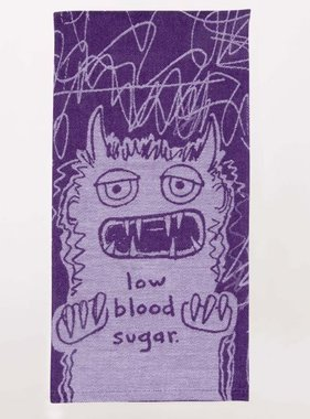 Blue Q Low Blood Sugar Towel