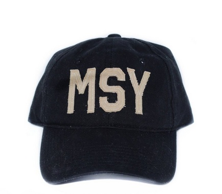 Hat, MSY Baseball, Saint Black