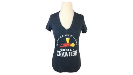 Your Guide To 25 Of The Best New Orleans T Shirts - Fleurty Girl