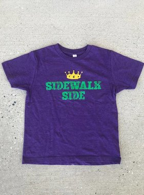Sidewalk Side Youth Tee