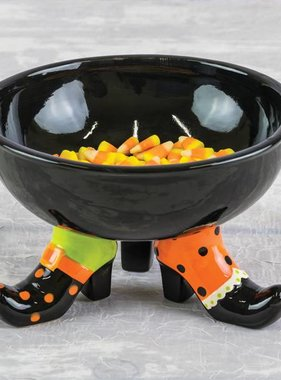 Witch Boots Bowl