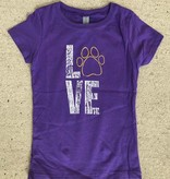 Tiger Love Tween Tee