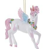 Resin Unicorn Ornament