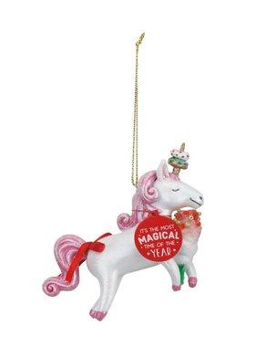Magical Unicorn Ornament