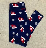 Santa Hat Leggings