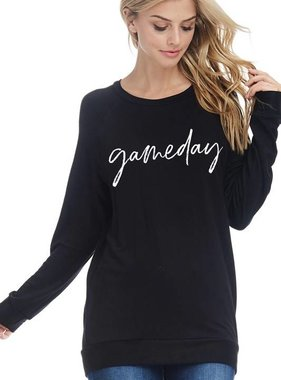 Long Sleeve Gameday Shirt
