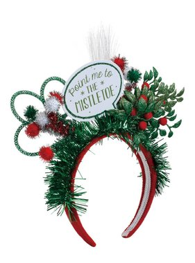 Pretty Fab-Yule-Ous Headband