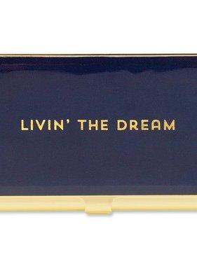 Livin' The Dream Card Holder