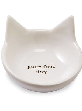 Purr-fect Day Cat Trinket Tray