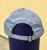 Grey VILLE Baseball Cap
