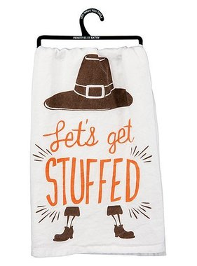 Primitives by Kathy Stuffed Towel