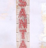 Santa String Art