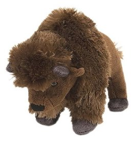 STUFFED BISON CK 8""