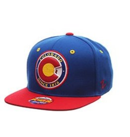 ZEPHYR X YOUTH POP-UP MILE HIGH SNAPBACK CAP