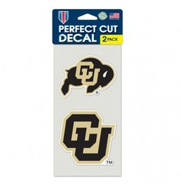PERFECT CUT 2 PACK RALPHIE & CU DECALS