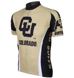 UNIV OF COLORADO BIKE JERSEY