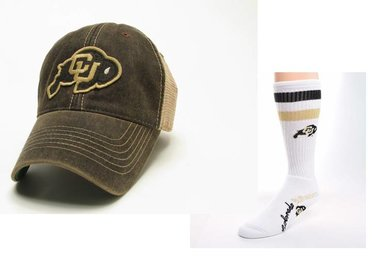 HATS, SOCKS & ACCESSORIES