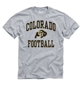 2-C Colorado Arch Football SS Tee