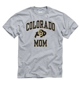 MOM COLORADO ARCH GRAY SS TEE