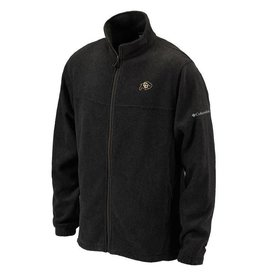 COLUMBIA-OCS FLANKER FULL ZIP FLEECE JACKET W/RALPHIE