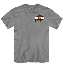 SPECIALTY St of COLO FLAG BUFFALO TEE