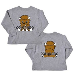 TODDLER COLORADO BABY BUFF LS TEE