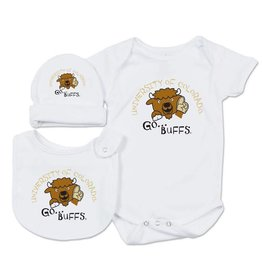 GO BUFFS BABY ESSENTIALS SET
